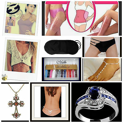 *New*  Mystery Jewellery, Beauty & Gift Packs.  Approx rrp $50.00 of products