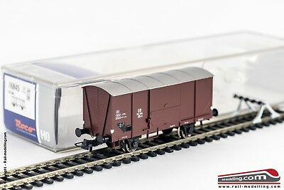 ROCO 76845 - H0 1:87 - Tow truck goods closed DB passo short type G09 Ep. III