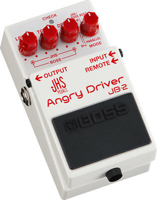 BOSS JB-2 Angry Driver  Nuovo!!!!!