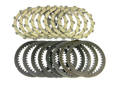 DUCABIKE Ducati EVO Kevlar Clutch Plates-Fits All Dry Clutches-made with Kevlar