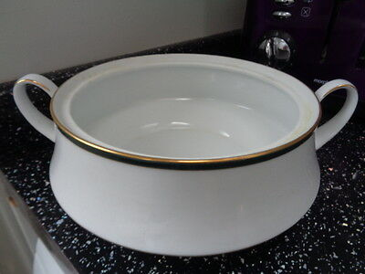 Boots Hanover Green Tureen Base Only