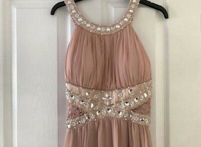 3 x Bridesmaid Dresses in blush pink
