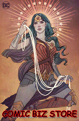 Wonder Woman #49 (2018) 1St Printing Variant Cover Dc Universe Rebirth