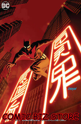 Batman Beyond #21 (2018) 1St Printing Variant Cover Dc Universe Bagged & Boarded