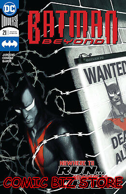 Batman Beyond #21 (2018) 1St Printing Bagged & Boarded Dc Universe Rebirth
