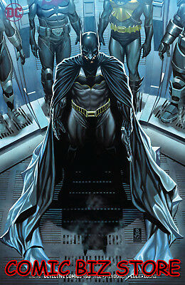 Detective Comics #983 (2018) 1St Printing Variant Cover Dc Universe