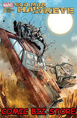 Old Man Hawkeye #6 (Of12) (2018) 1St Printing Bagged & Boarded Marvel