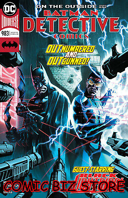 Detective Comics #983 (2018) 1St Printing Dc Universe Bagged & Boarded