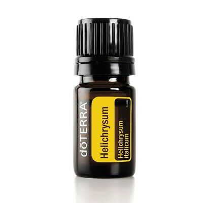 doTERRA Helichrysum Pure Essential Oil 5ml  Anti Aging Topical, Massage Internal