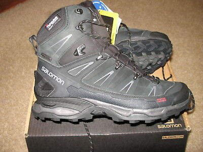 low priced 81df0 aaef5 SALOMON MEN'S X Ultra Winter CS Waterproof Performance Boot.Black.10.NWT.