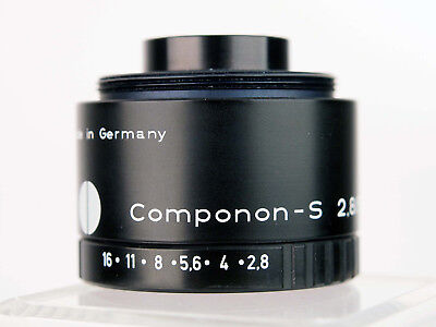 Schneider Kreuznach Componon-S 2,8/50mm 50 mm 1:2,8 enlarger lens 13039904