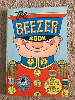 The Beezer Book for Boys and Girls, 1964.
