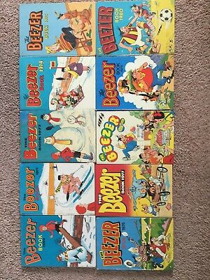 Beezer Book (collection of 10)