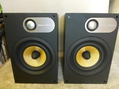 B&W 686 Audiophile Speakers From England-SUPERB SOUND.