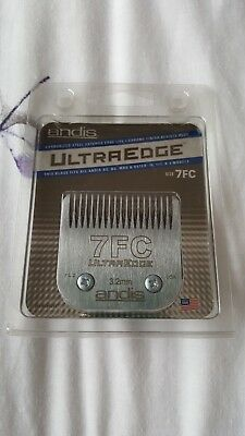 Ultra Edge Andis 7FC 3.2mm Blade For Dog Grooming