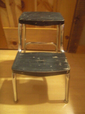Vintage Griswold Two Step Stool