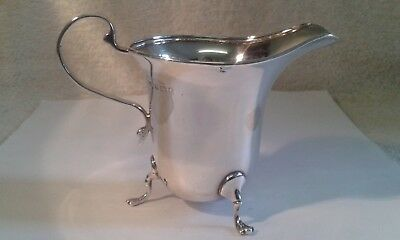 Silver Milk Jug - Birmingham 1935 - Weighs 84 gms. - Reid & Sons Ltd.