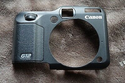 Canon Powershot G12 Front Cover Replacement Part DH3138