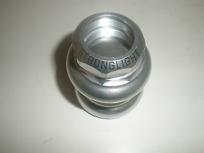 """Stronglight A9 headset 1"""" threaded 38mm stack height alloy lightweight"""