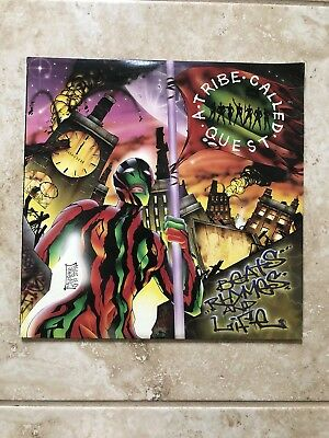tribe called quest beats rhymes amp life new vinyl 33