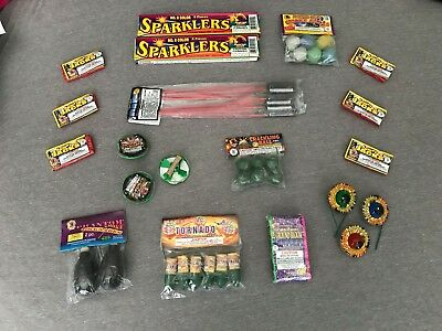 Fire Works fourth of July Sample Pack