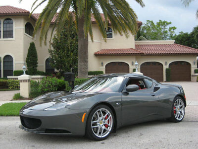 Lotus Evora IPS 2+2 COUPE 2012 LOTUS EVORA IPS 2+2 COUPE-SUPER RARE FIND-ONE OF A KIND CAR-NO RESERVE !!