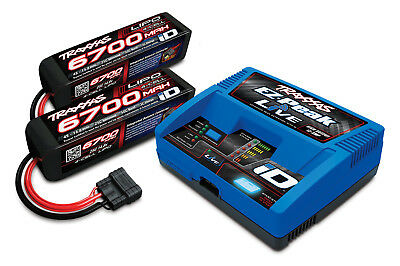 Traxxas 2993 Battery/Charger Completer Pack New!!!