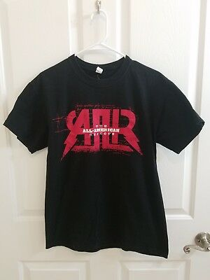 The All-American Rejects I Wanna Rock 2009 Tour Shirt Size Medium