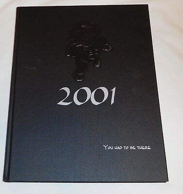 Buffton college Ohio Ista Yearbook 2001 You Had to Be There