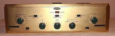 Vintage Scott 99D Integrated Mono Tube Amplifier Good Condition Rare Green Knobs