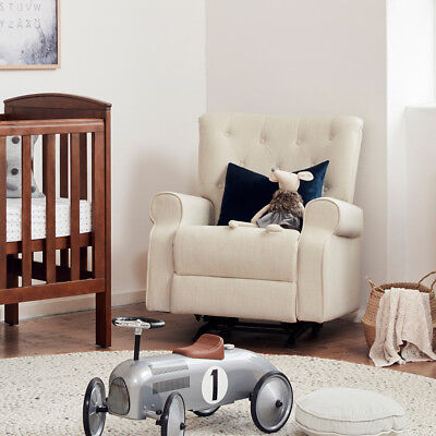 Bebe Care CHESTER ROCKING CHAIR – SAND SHELL