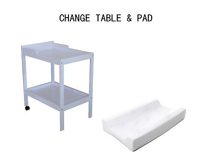 BW01  Change Table  Pad