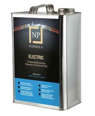 NP Formula by Nanoprotech, prevents short cicuits,displays of moisture 100%,1Gal