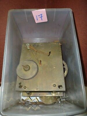 Antique Longcase Clock Movement For Restoration (17)
