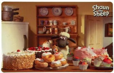 Trixie Shaun The Sheep With Cookie Place Mat - 44 x 28cm