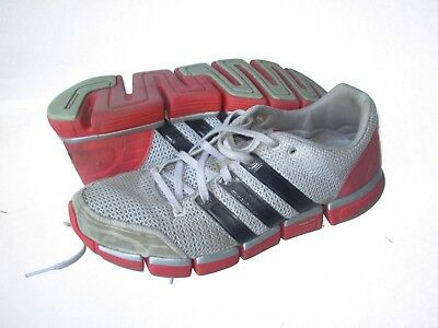 wholesale dealer f9304 143ad ... best price mens 10.5 adidas climacool ride running shoes u43999 white  red black clima cool 761aa