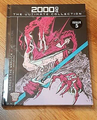 Nemesis the Warlock (Volume 1) - 2000AD Ultimate Collection - New/ Sealed - hard