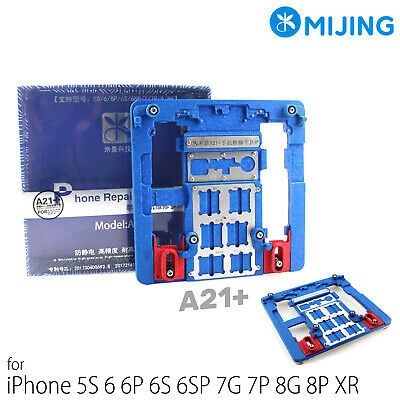 MIJING A21 iPhone Mobile Phone Motherboard PCB Fixture Holder Tool Platform