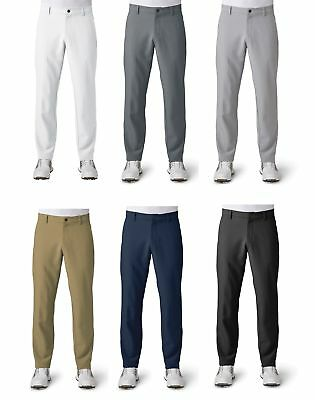 24a1ac7a3 2018 Adidas Ultimate 365 3-Stripes Pant Mens Golf Trousers Multiple  Colors/Size
