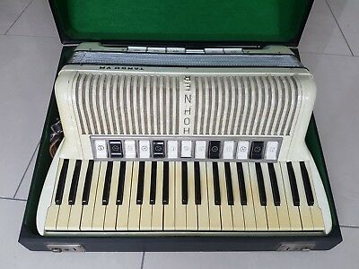 Hohner Tango VM Akkordeon Made in Germany Vintage