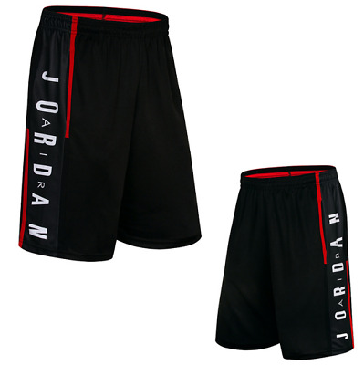 Michael Jordan Basketball Casual Shorts NBA Men's Shorts Breathable Quick-dry