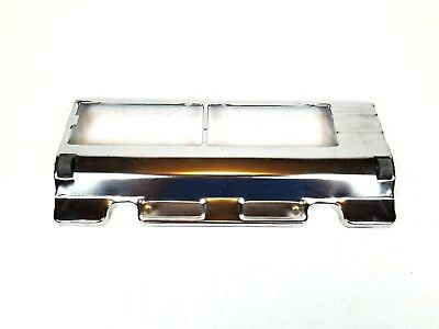 Tacony Carpet Pro Commercial CPU-2T Vacuum ~ Bottom Plate Assembly (CP-54006)