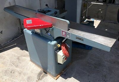 "Nice!! Geetech 8"" Ct-200 Heavy Duty Woodworking Jointer 2Hp Single Phase!"