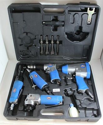 SCA Air Tool Kit - In Case