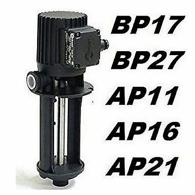 AP16 Coolant Pump Lubricant cooling water pumps Lathe Suds TANK milling drilling