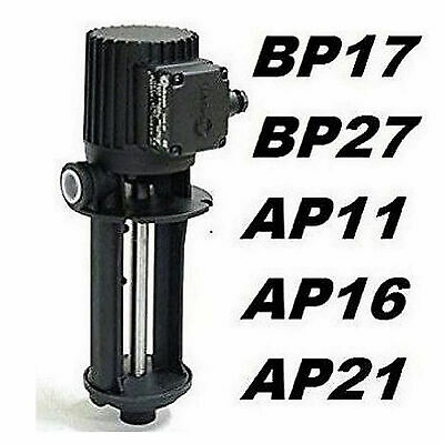 BP17 Coolant Pump Lubricant cooling water pumps Lathe Suds TANK milling drilling