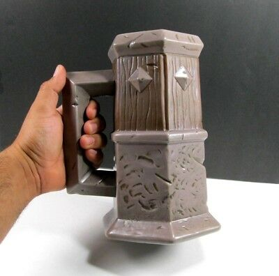 Tankard O'Terror World of Warcraft The Replica Collection Limited Edition mug