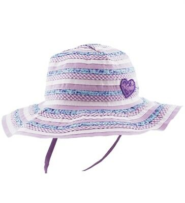 Millymook Girls Sweetheart Hat - Lilac