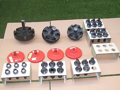 LARGE LOT OF Beckman Rotor WITH Bucket & Rack 116.5 101.0 103.0 331186 RACK