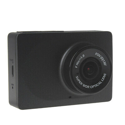 "Genuine Xiaomi Yi 2.7"" LCD HD 1080P WIFI Car Camera Dash Cam 130° Wide Angle US"